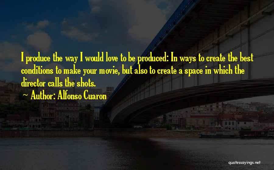 The Best Movie Quotes By Alfonso Cuaron