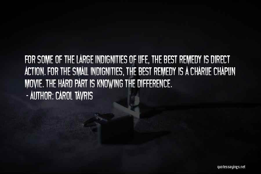 The Best Movie Quotes By Carol Tavris