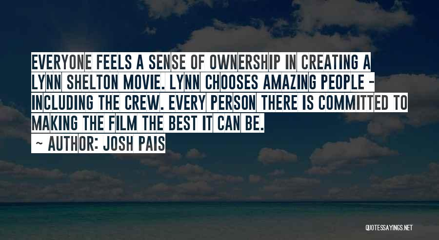 The Best Movie Quotes By Josh Pais