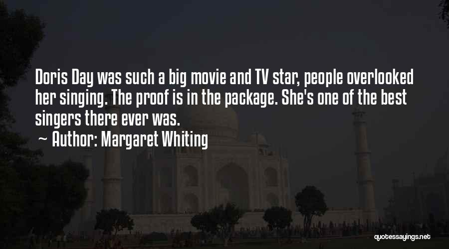 The Best Movie Quotes By Margaret Whiting