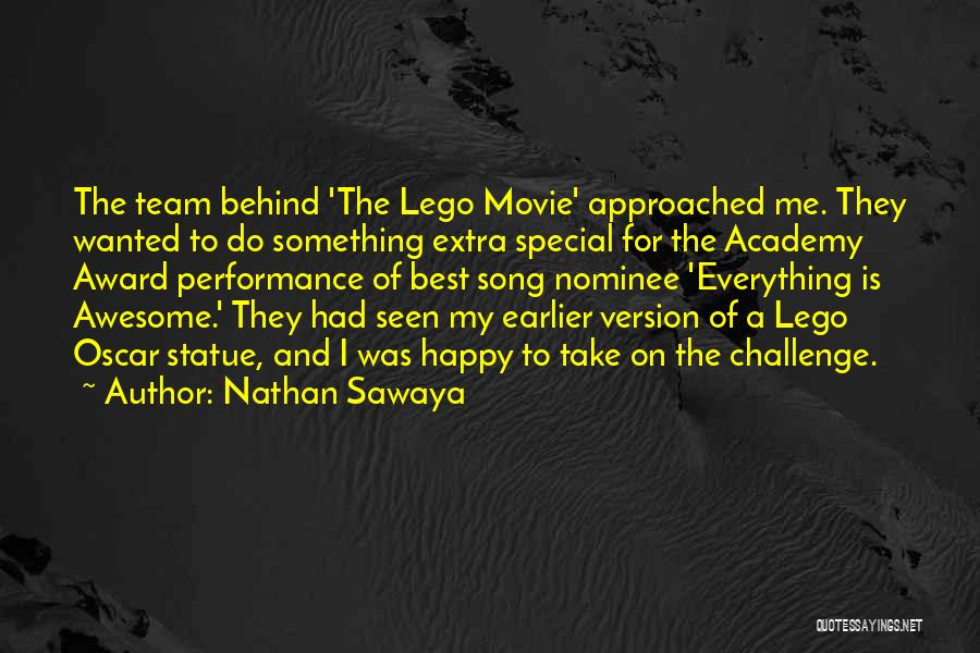 The Best Movie Quotes By Nathan Sawaya