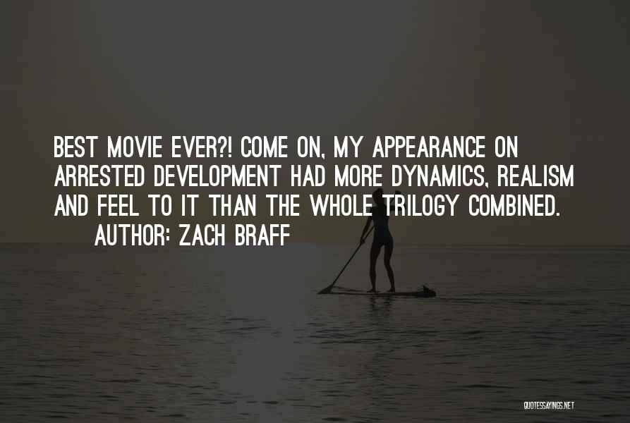 The Best Movie Quotes By Zach Braff