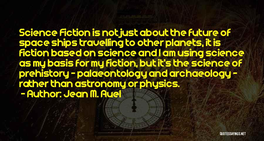 The Best Thing About Travelling Quotes By Jean M. Auel