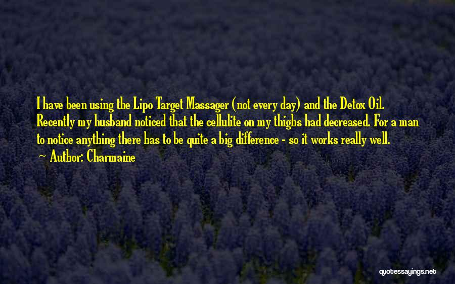 The Big Day Quotes By Charmaine
