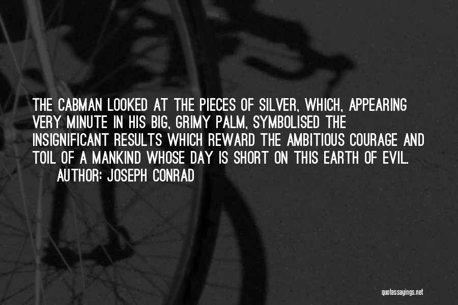The Big Day Quotes By Joseph Conrad