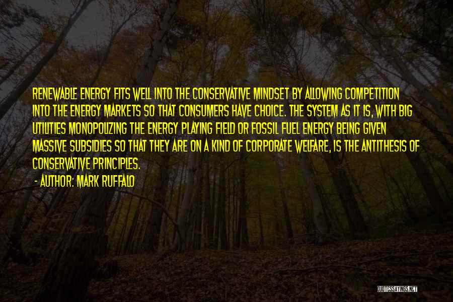 The Big Field Quotes By Mark Ruffalo