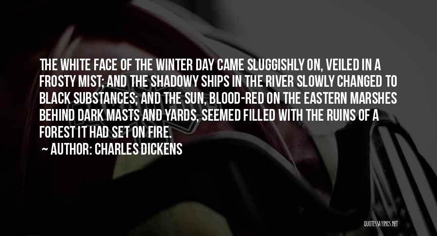 The Black Forest Quotes By Charles Dickens
