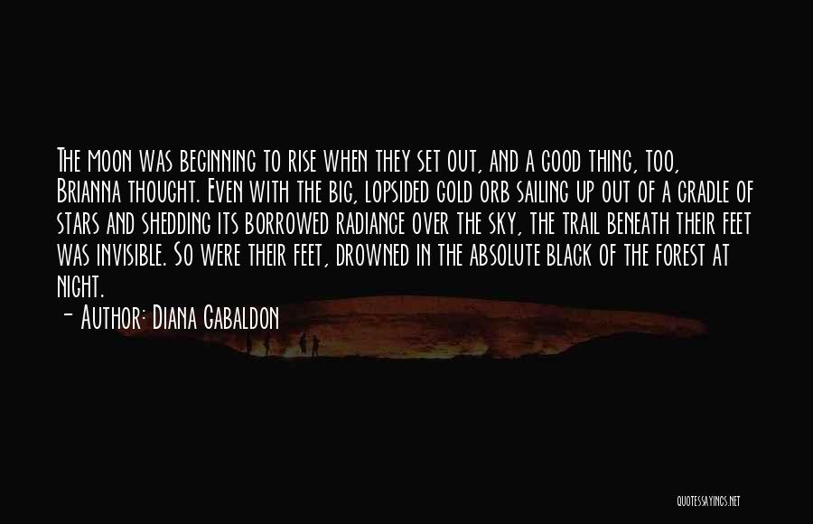 The Black Forest Quotes By Diana Gabaldon
