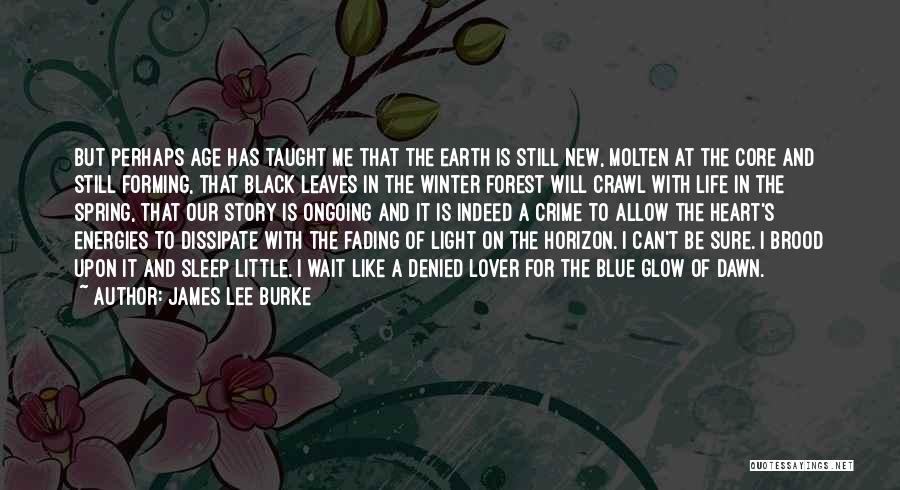 The Black Forest Quotes By James Lee Burke