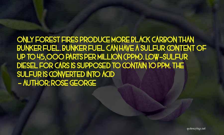 The Black Forest Quotes By Rose George