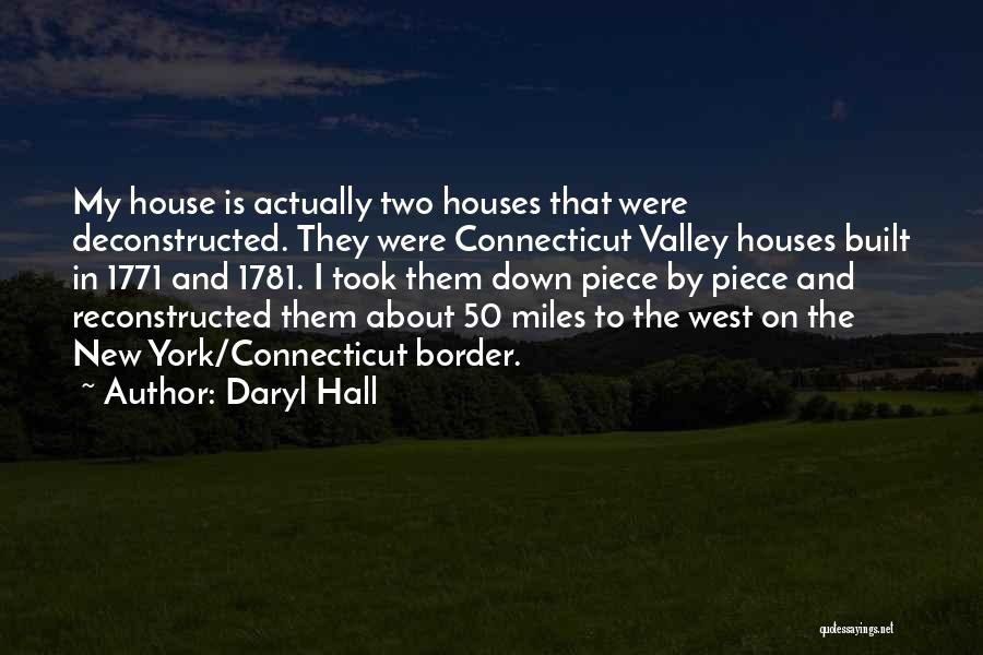 The Border Quotes By Daryl Hall