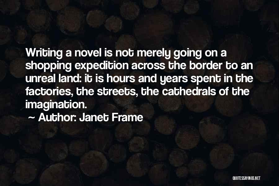 The Border Quotes By Janet Frame