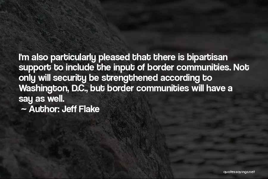 The Border Quotes By Jeff Flake
