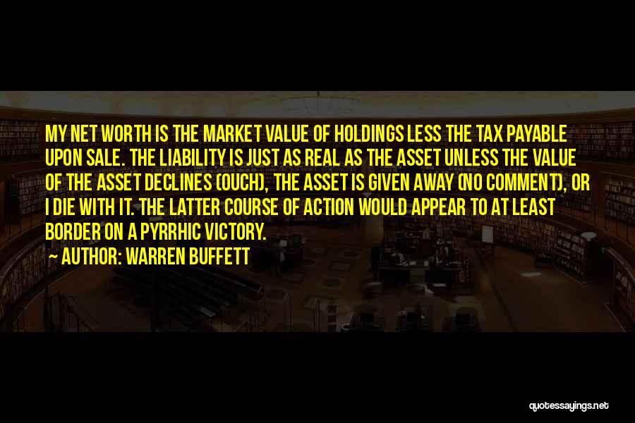 The Border Quotes By Warren Buffett
