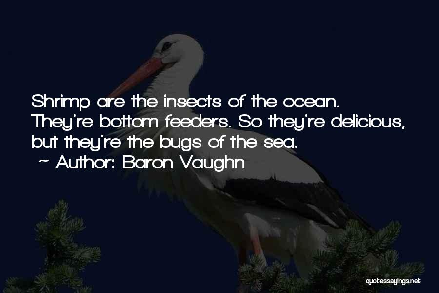 The Bottom Of The Sea Quotes By Baron Vaughn