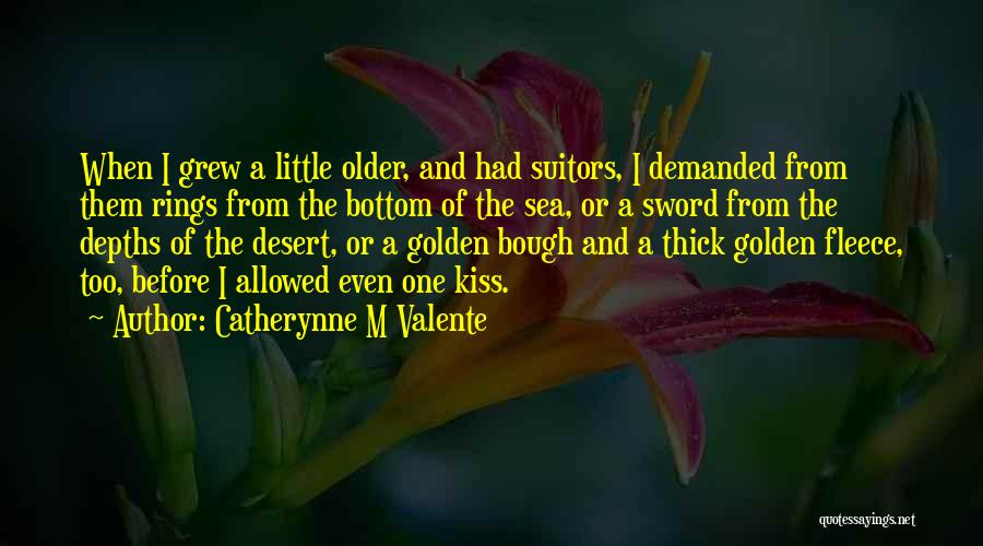 The Bottom Of The Sea Quotes By Catherynne M Valente