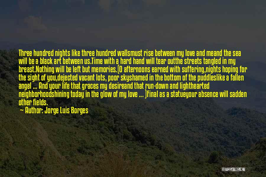 The Bottom Of The Sea Quotes By Jorge Luis Borges