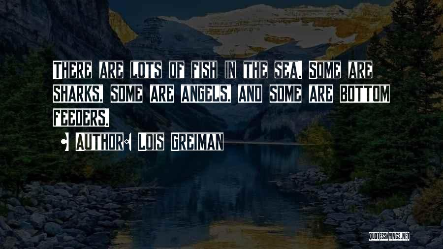 The Bottom Of The Sea Quotes By Lois Greiman