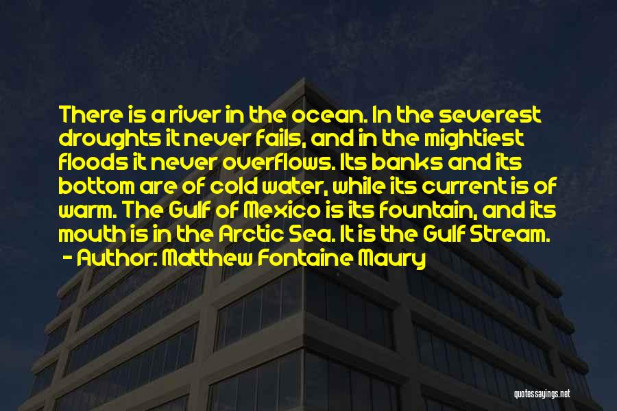 The Bottom Of The Sea Quotes By Matthew Fontaine Maury