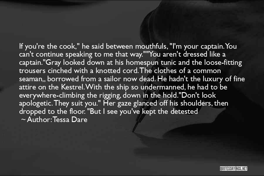 The Broken Cord Quotes By Tessa Dare
