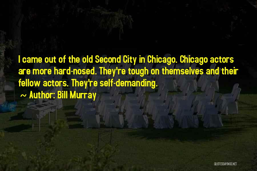 The City Chicago Quotes By Bill Murray