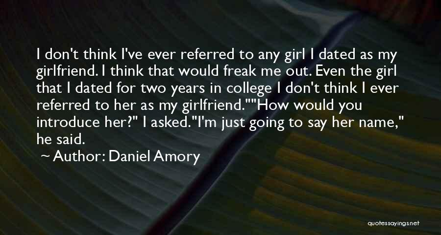 The City Chicago Quotes By Daniel Amory