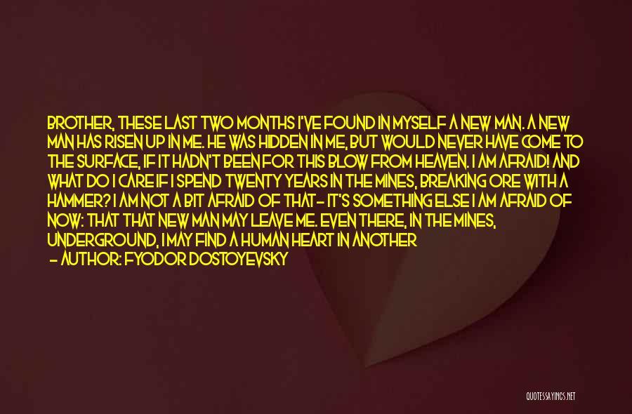 The Dark Side Of Love Quotes By Fyodor Dostoyevsky