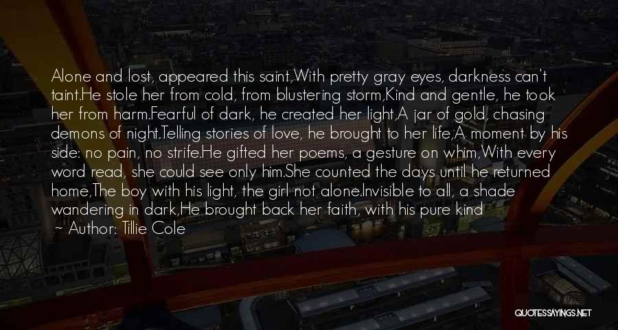 The Dark Side Of Love Quotes By Tillie Cole