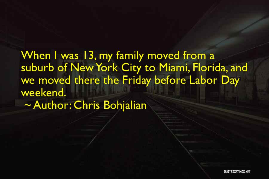 The Day Friday Quotes By Chris Bohjalian