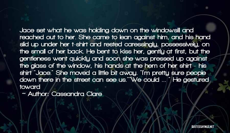 The Day You Went Away Quotes By Cassandra Clare