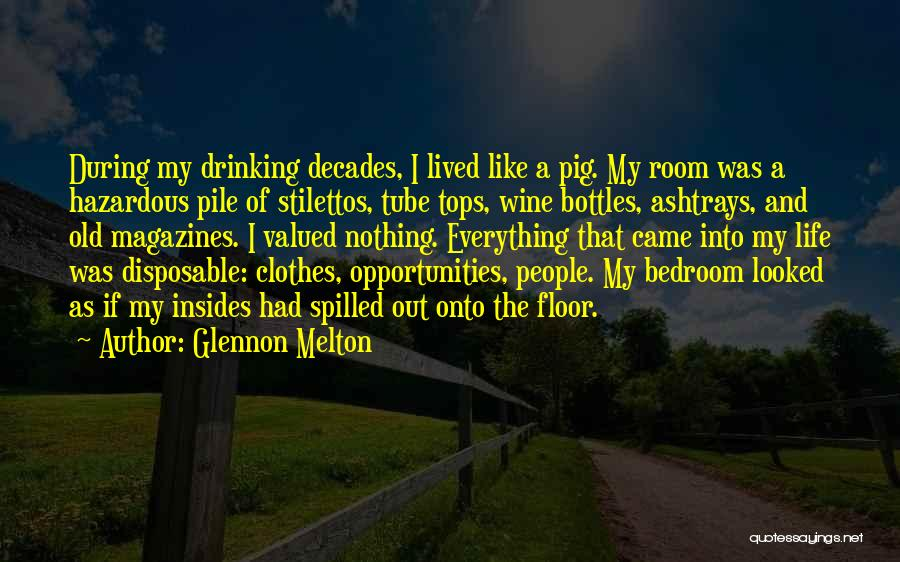 The Decades Of Life Quotes By Glennon Melton