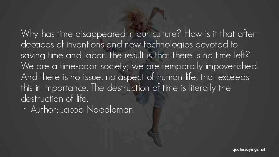 The Decades Of Life Quotes By Jacob Needleman