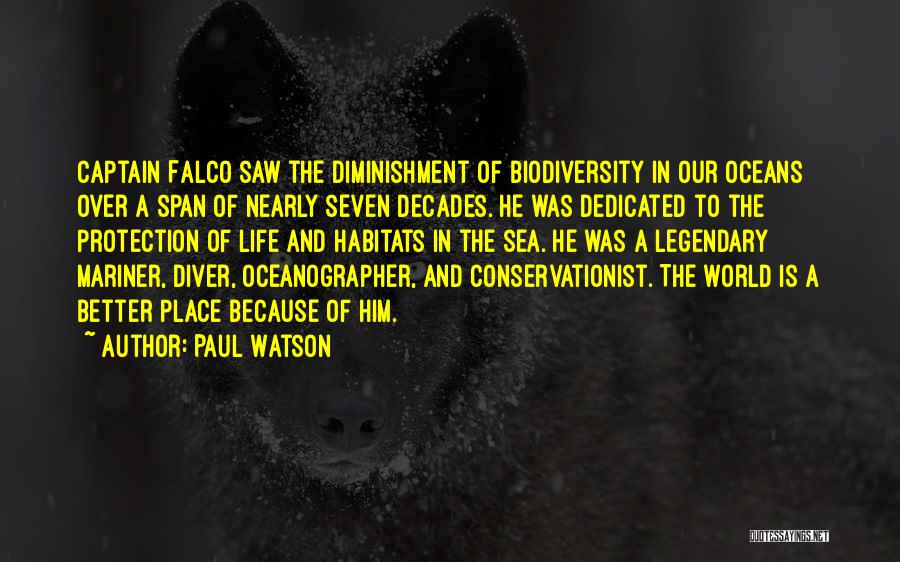 The Decades Of Life Quotes By Paul Watson