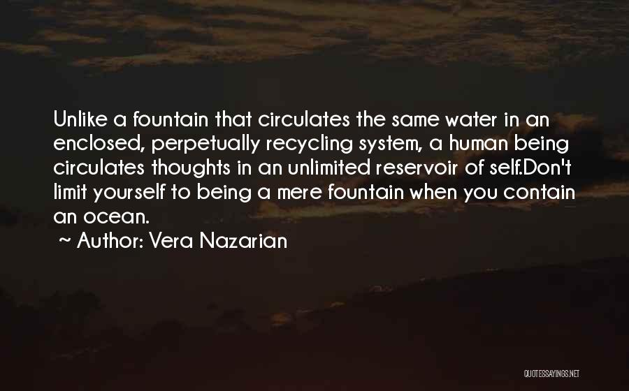 The Depth Of The Ocean Quotes By Vera Nazarian