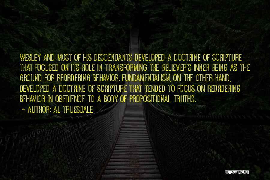The Descendants Quotes By Al Truesdale