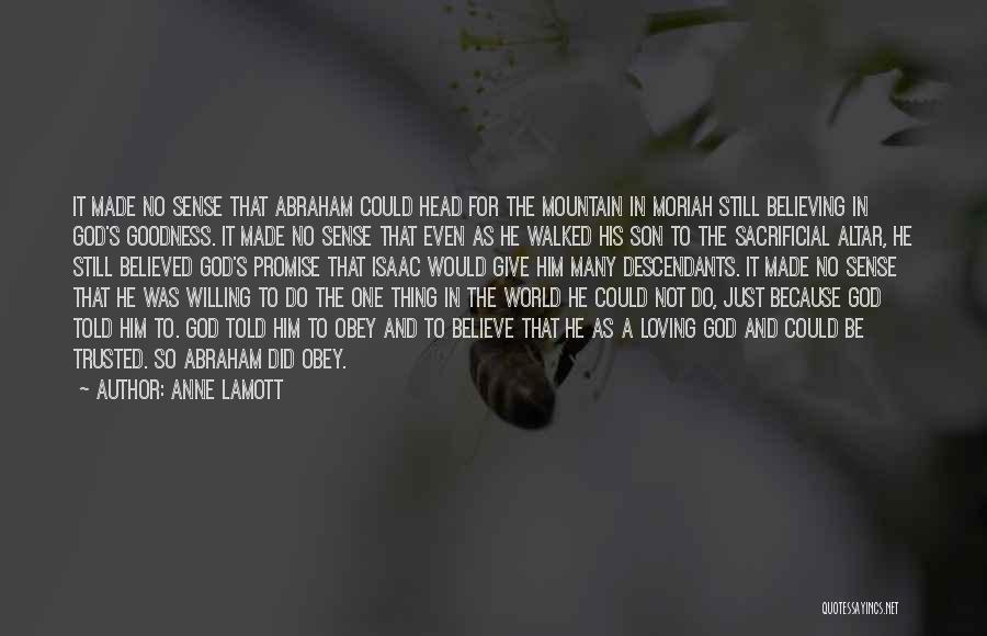 The Descendants Quotes By Anne Lamott