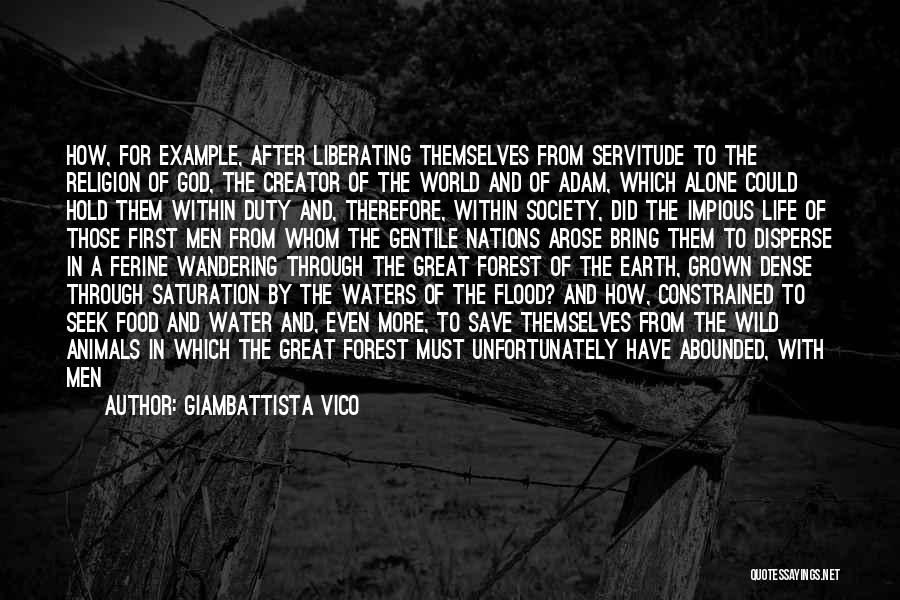 The Descendants Quotes By Giambattista Vico