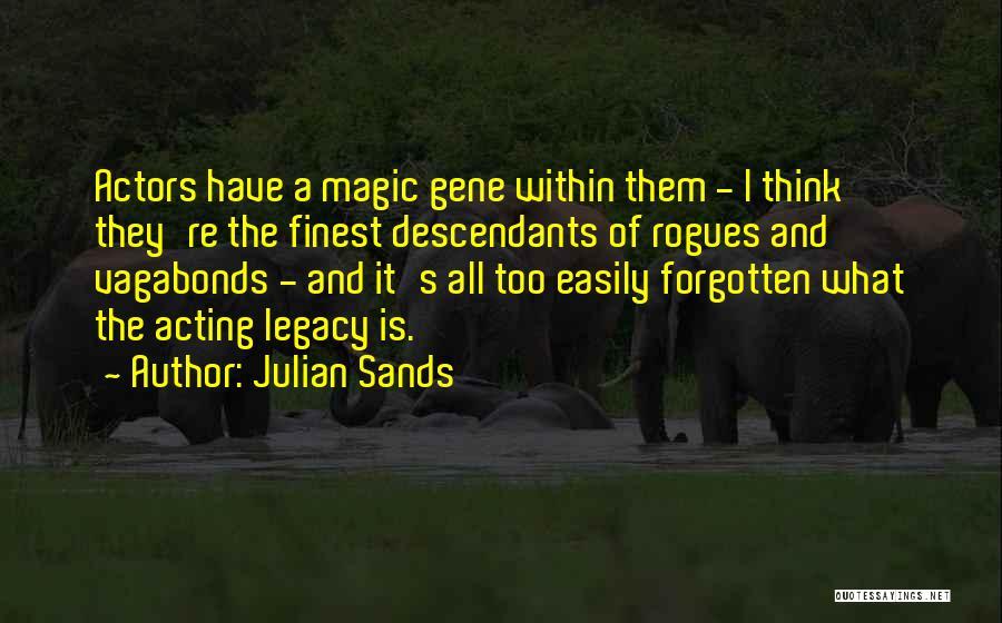 The Descendants Quotes By Julian Sands