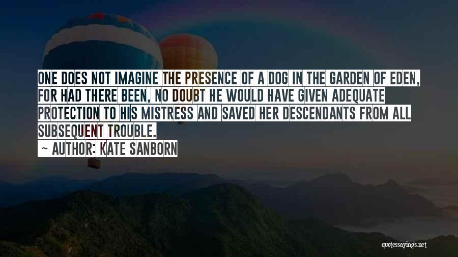 The Descendants Quotes By Kate Sanborn