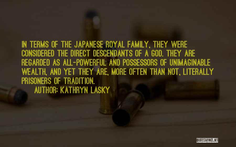 The Descendants Quotes By Kathryn Lasky