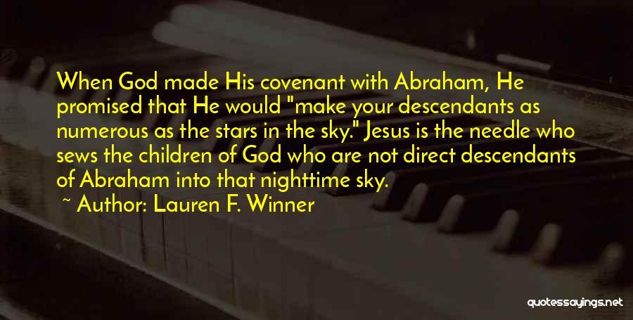The Descendants Quotes By Lauren F. Winner