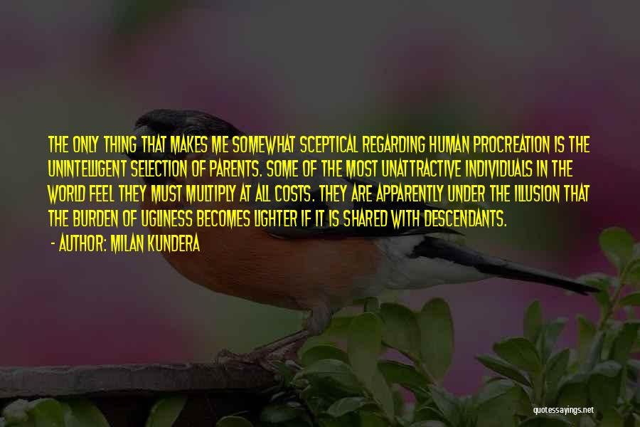 The Descendants Quotes By Milan Kundera