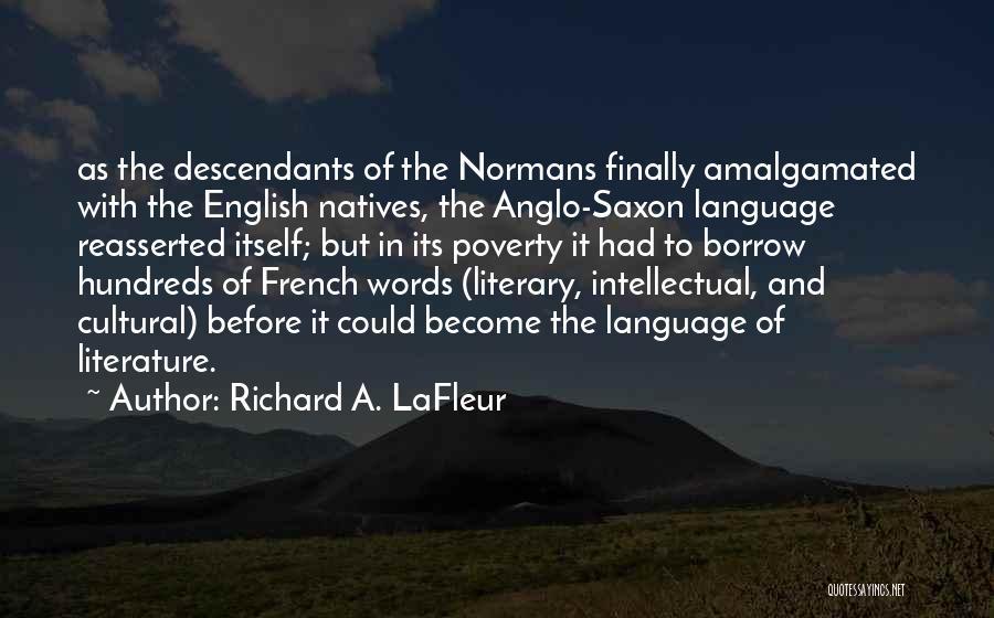 The Descendants Quotes By Richard A. LaFleur