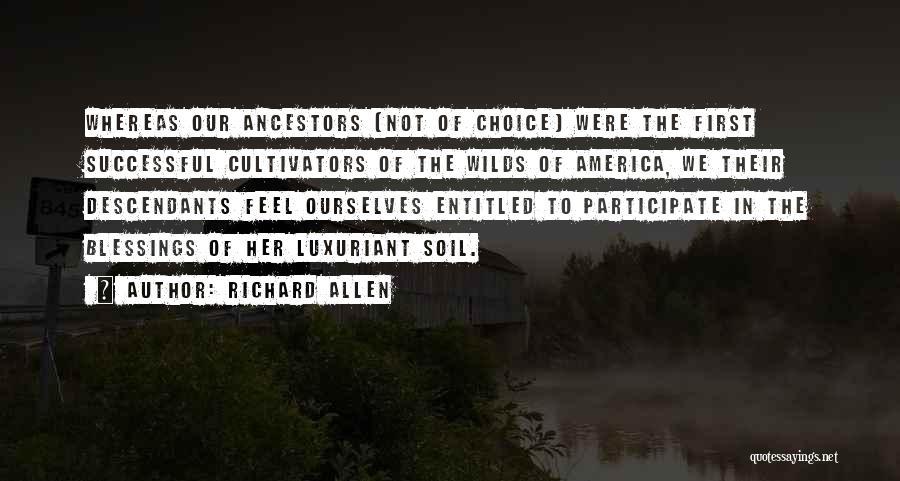 The Descendants Quotes By Richard Allen