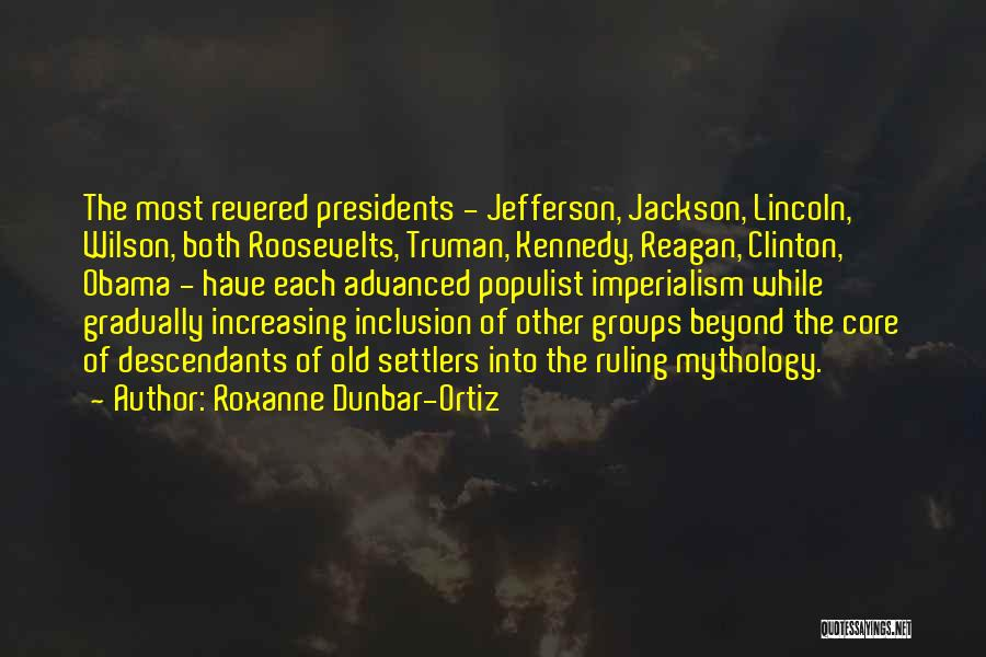 The Descendants Quotes By Roxanne Dunbar-Ortiz