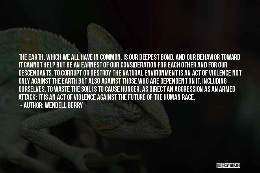 The Descendants Quotes By Wendell Berry