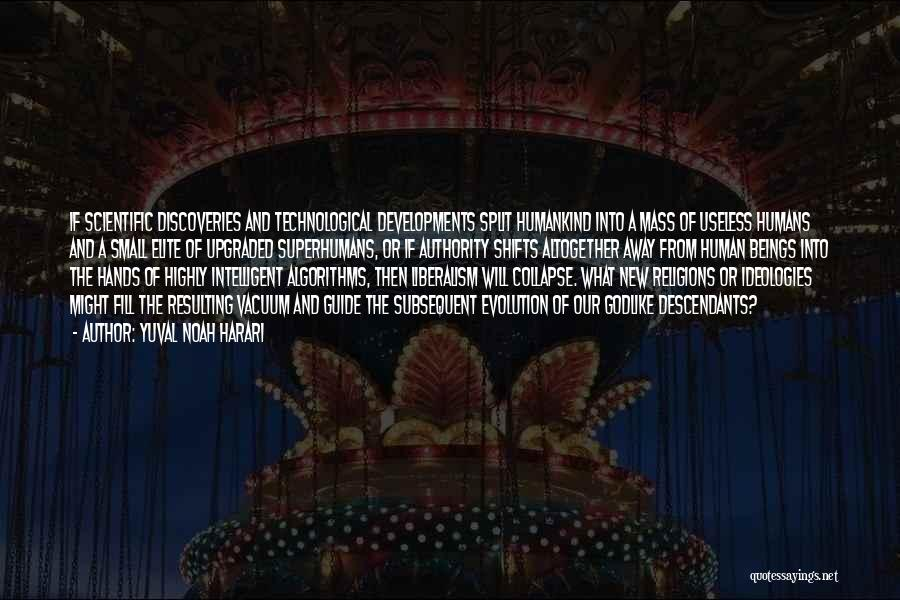 The Descendants Quotes By Yuval Noah Harari