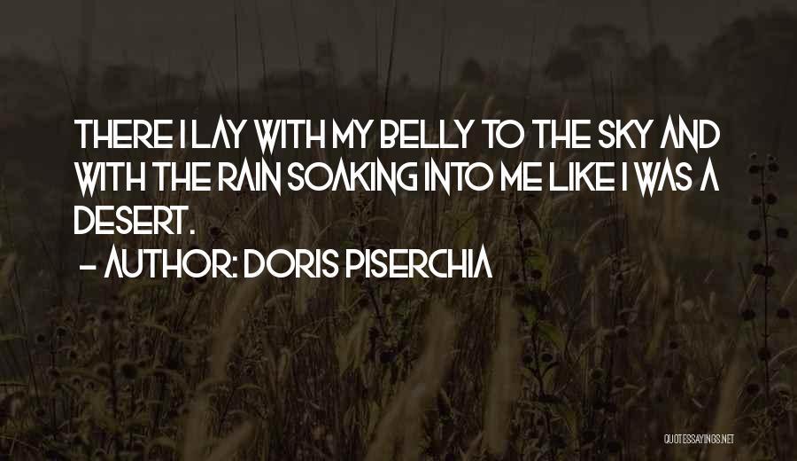 The Desert Sky Quotes By Doris Piserchia