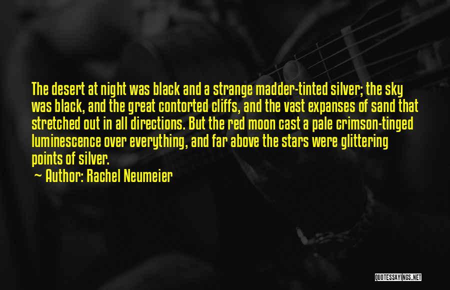 The Desert Sky Quotes By Rachel Neumeier