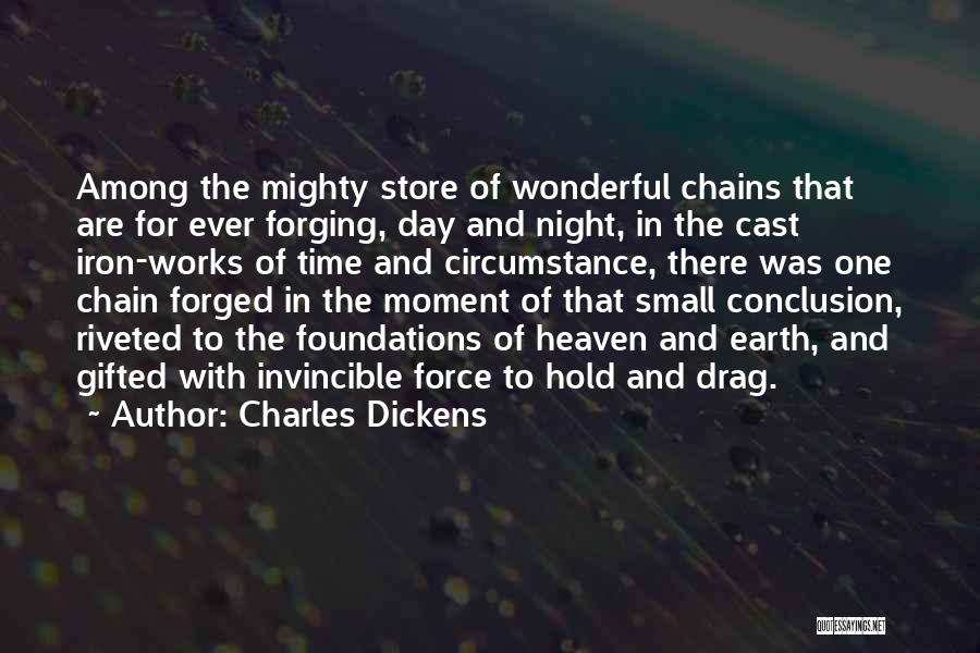 The Earth Day Quotes By Charles Dickens